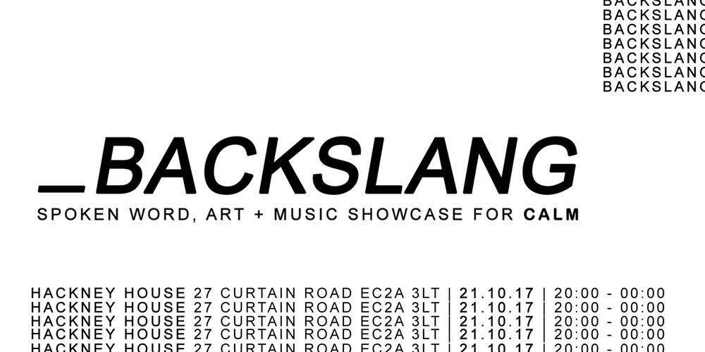 _Backslang